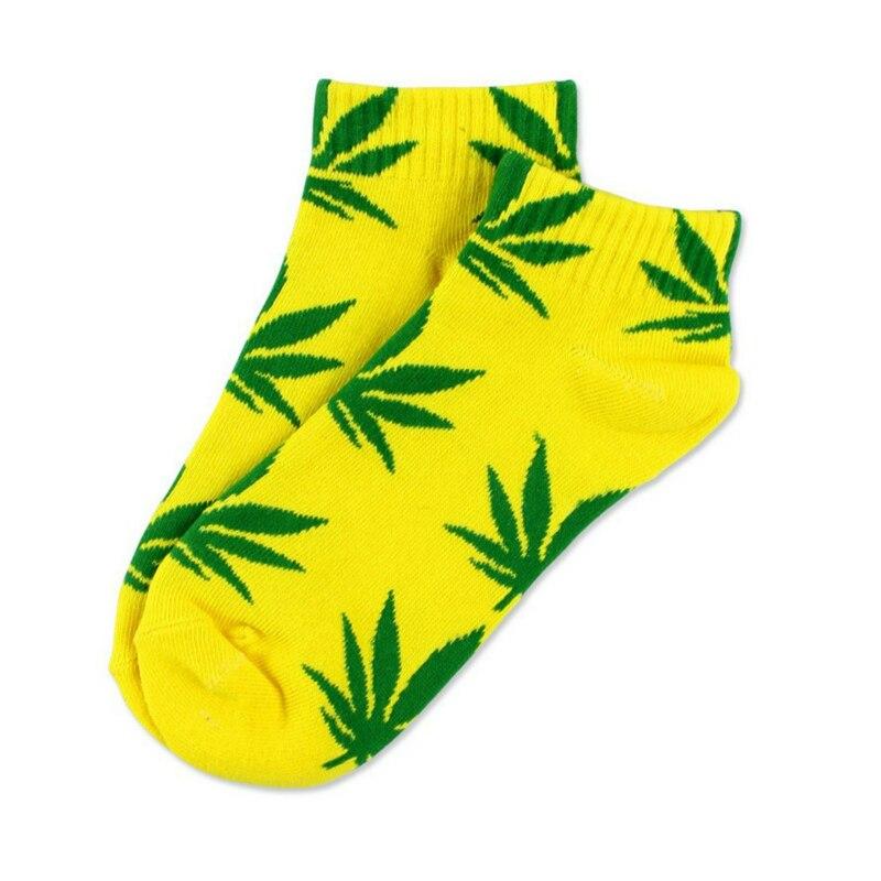 20 Farbe Baumwolle Maple Leaf Socken Deutsch Harajuku Skateboard Hip Hop Straße Boot Socken