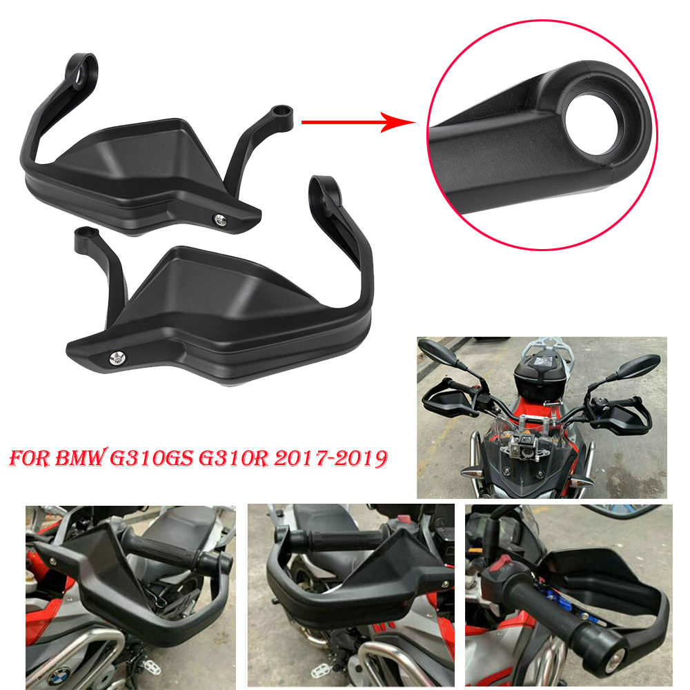 18 19 <font><b>G</b></font> <font><b>310R</b></font> <font><b>G</b></font> 310GS Accessories Hand Guard Handguards Protection Bracket For BMW G310GS G310R <font><b>G</b></font> 310 R <font><b>G</b></font> 310 GS 2017 2018 2019 image