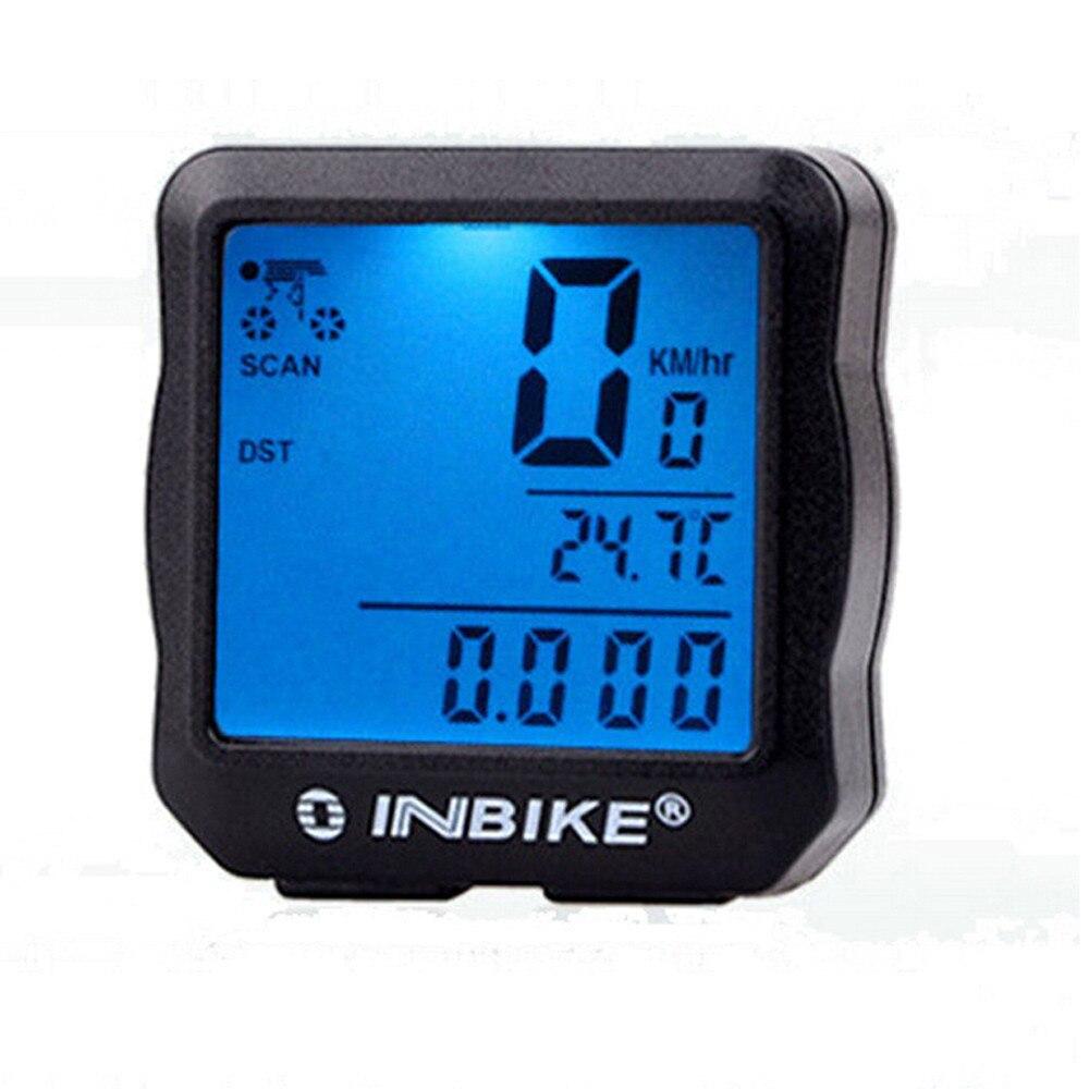 2019 Waterproof backlit bicycle computer odometer speedometer bicycle computer with cadence gps speedometer bicycle 40J10 (4)