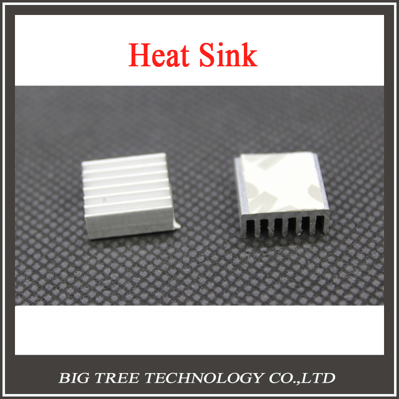 Free shipping! Raspberry PI model B plus & Raspberry Pi 2 Heat Sink Kit - 2PCS Raspberry PI Pure Aluminum Heat Sink Set 12pcs aluminum heat sinks 2pcs pure copper heat sinks for raspberry pi 512m model b computer free shipping