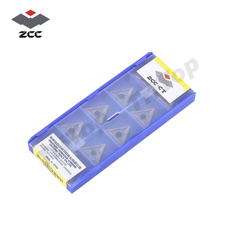 TNMG160404 -EF YBG205 ZCC.CT UTENSILE da taglio inserti per tornitura - Macchine utensili e accessori - Fotografia 5