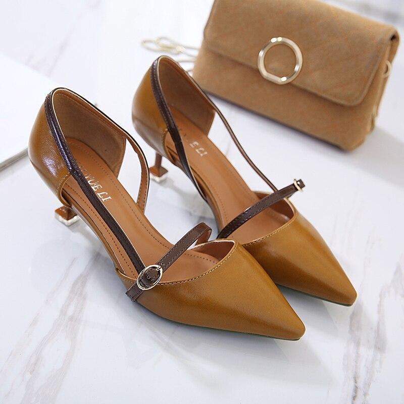 Online Get Cheap Unique Black Heels -Aliexpress.com   Alibaba Group