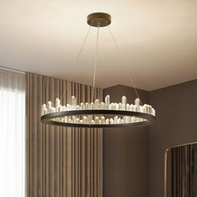 Crystal Chandelier Lighting Fixture LED Lights Round Modern Chandeliers Dimmable Home Indoor Lighting 3 Years Warranty цена
