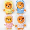 Coreia do sul kakao amigos Ryan koao boneca bonecas brinquedos de pelúcia do leão azul