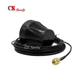 Image 2 - Antena inalámbrica de 2400mhz, antena WiFi externa barata DIY