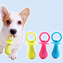 Durable Toy Chew Rubber Dog Toys Training Bite Resistant Interactive Puppy Pet Play Game Brinquedo Pet Products For Dog 50DC0050-in Dog Toys from Home & Garden