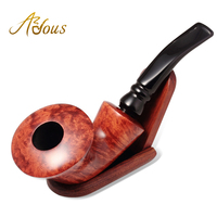 Adous Handmade High End Appollo Briar Smoking Pipe Tobacco Smoking Pipe Tobacco Accessories Father S Day