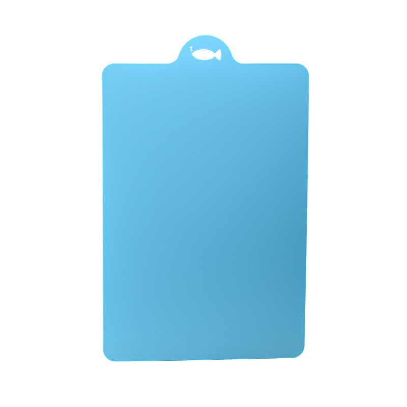 200 PCS 38x24cm Fruit Chopping Board Chopping Block Plastic Cutting Board Cutting Board Antibiotic Kitchen Utensils
