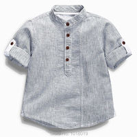 New 2016 Brand Summer 100 Cotton Baby Boys Clothing Toddler Children Kids Clothes Tees T Shirt