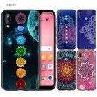 <+>  Силиконовый чехол Huawei P20 P10 P9 P8 Lite Pro P Smart + Nova 3i 3E Чехлы для телефонов Мандала чак ①