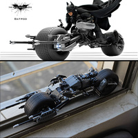 Decool 7115 338pcs Superheroes Batmobile Building Blocks toys for children for lego set batman 5004590 for minifigure Car lepin