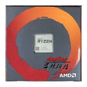 Image 2 - AMD Ryzen 7 2700 R7 2700 3.2 GHz Eight Core Sinteen Thread CPU Processor L3=16M 65W YD2700BBM88AF Socket AM4 New and with fan