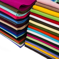 40CM 88CM Thicken Cotton Knit Fabric Ribbing Fabric For DIY Sewing Jacket Down S Cuff Hem