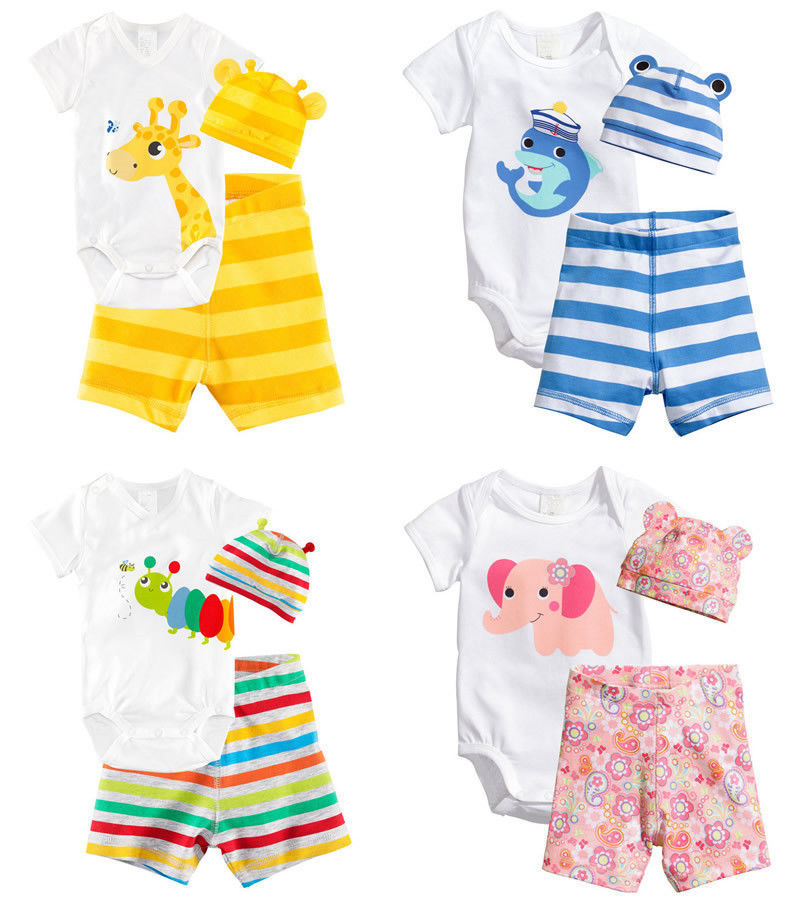 Unisex Newborn Baby Clothes | Bbg Clothing