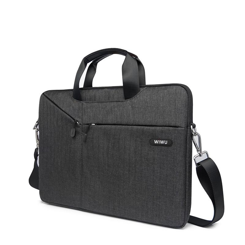 Newest Laptop Bag case 13 Inch Cover for MacBook 11 Water-resistance Notebook shoulder Bag for iPad Pro 12.9