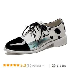 DoraTasia 2019 New 33-42 Fashion Girl Polka Dot Spring Pumps Women Genuine Leather Transparant Casual Women Heels Shoes Woman 1