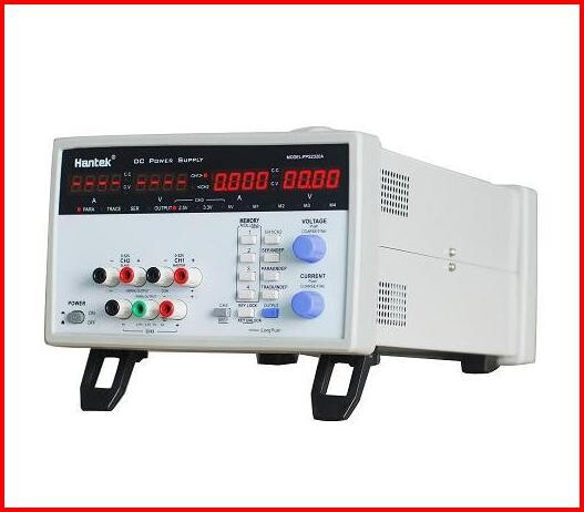 Hantek PPS2320A 3 Channels Power Supply Programmable DC USB Variable Power Source Adjustable Power 220V 110V Programming Power