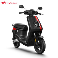 NIU electric scooter M+ sport electric bicycle 48V31 42ah lithium battery 800 1200wmotor Smart escooter e bike range120 150km