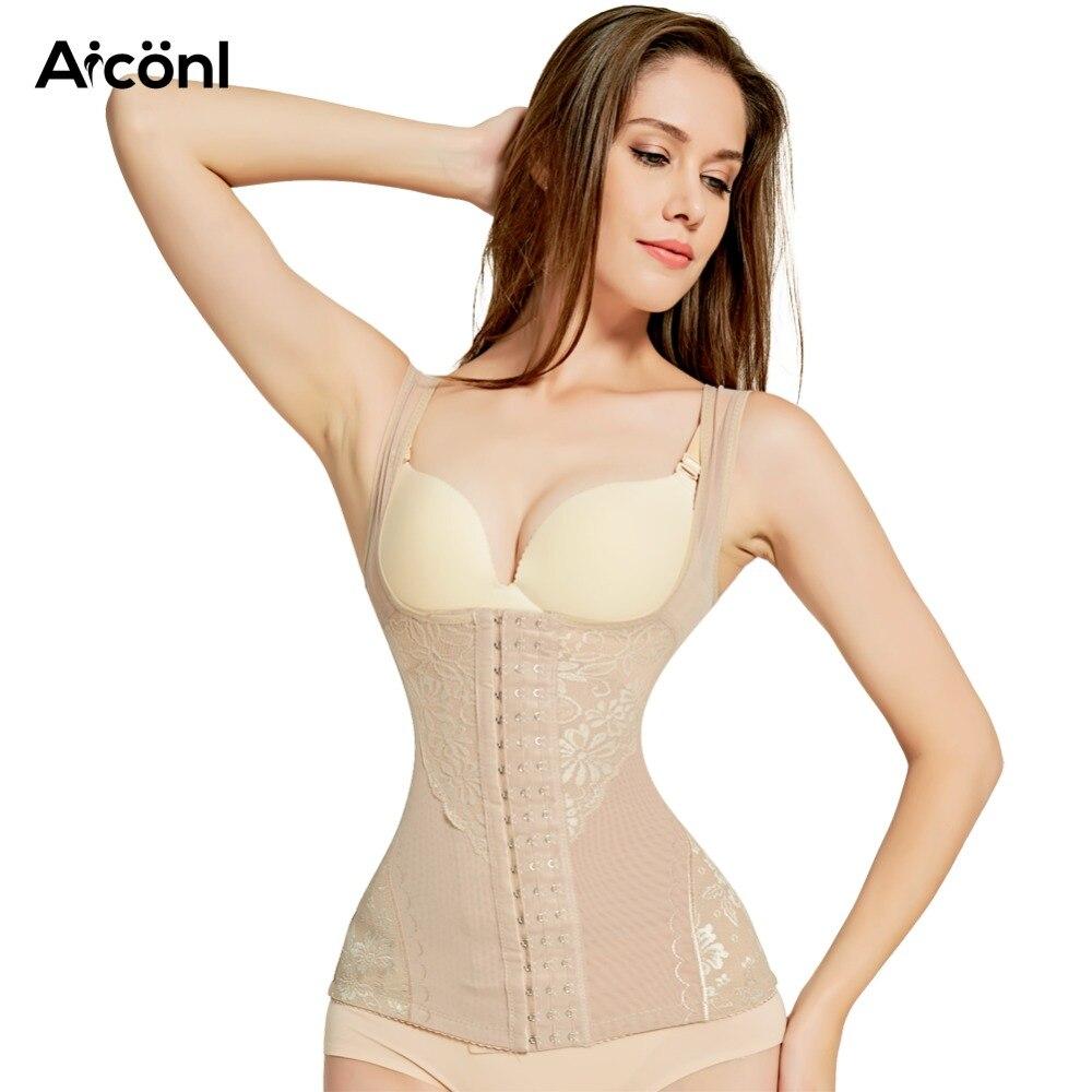 2df35b36205b1 Modeling strap Slimming Underwear waist trainer shapewear Slimming Tummy  Shaper Women Corsets body shaper Belly Slimming