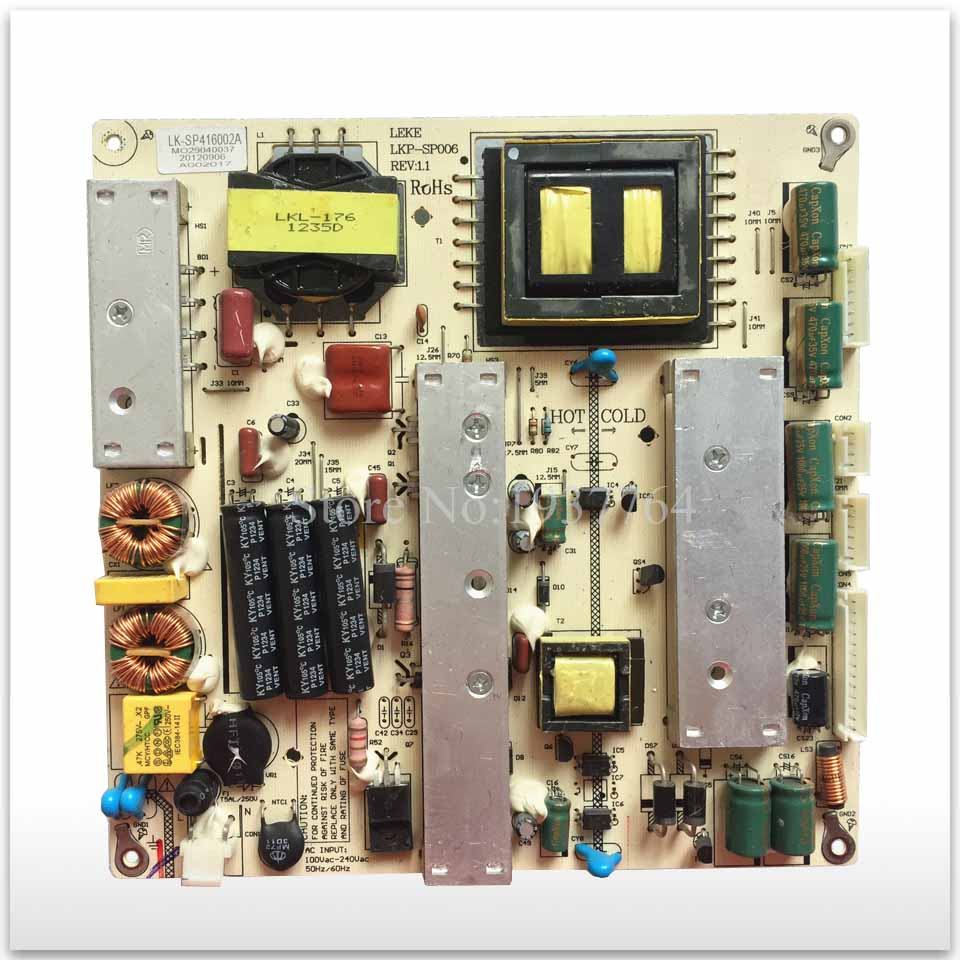 95% new original for Power Supply Board LE46LXW1 LKP-SP006 LK-SP416002A(W) second hand board lk sp416002a lkp sp006 good working tested