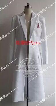 anime Steins Gate Okabe Rintarou trench cosplay costume(China) 37ddf81ebc8a