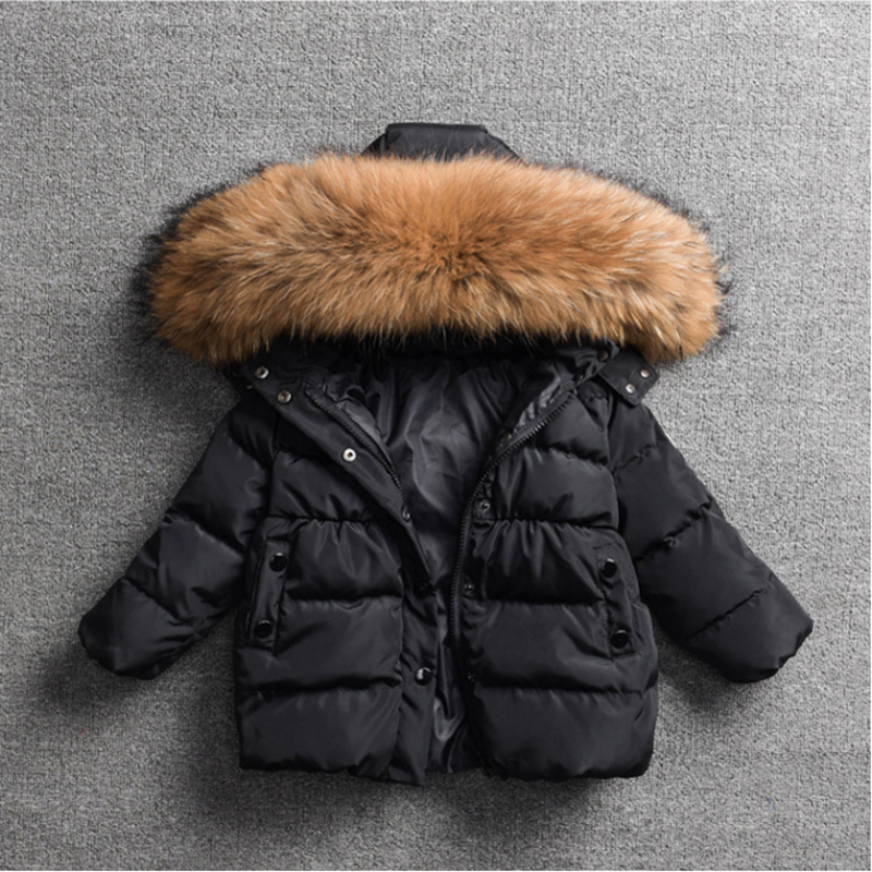 JKP 2018 new Autumn and winter long coat children's jacket down jacket girls cotton children's children's down coats high quality 2017 free shipping new autumn winter down jacket female cotton women work wear fashion coats black gray green page 9