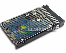 New for Hewlett-Packard HP ProLiant ML350 DL360 G5 G6 G7 Server 146GB 10K RPM SAS SFF 2.5 Inch Hot-Swap HDD Hard Disk Drive Case