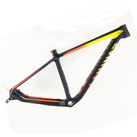 LAMINAR 29 MTB Bike Frame Carbon Fiber 29er 17 Thru Axle 148mm X 12mm Moutain Bicycle