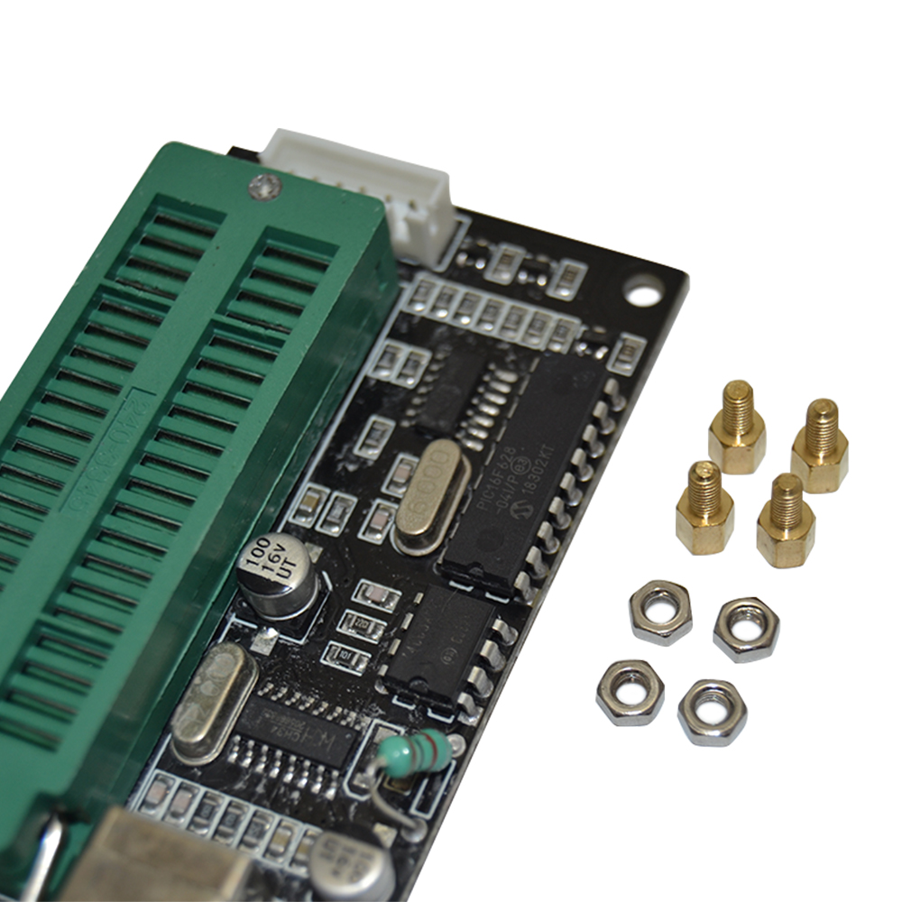 PIC K150 ICSP Programmer USB Automatic Programming Develop Microcontroller USB ICSP cable in Sensors from Electronic Components Supplies