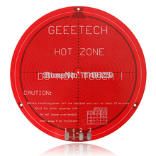 Geeetech 3D Printer Heater- Round PCB heatbed 12V/24V 144W For Delta Rostock mini Free Shipping