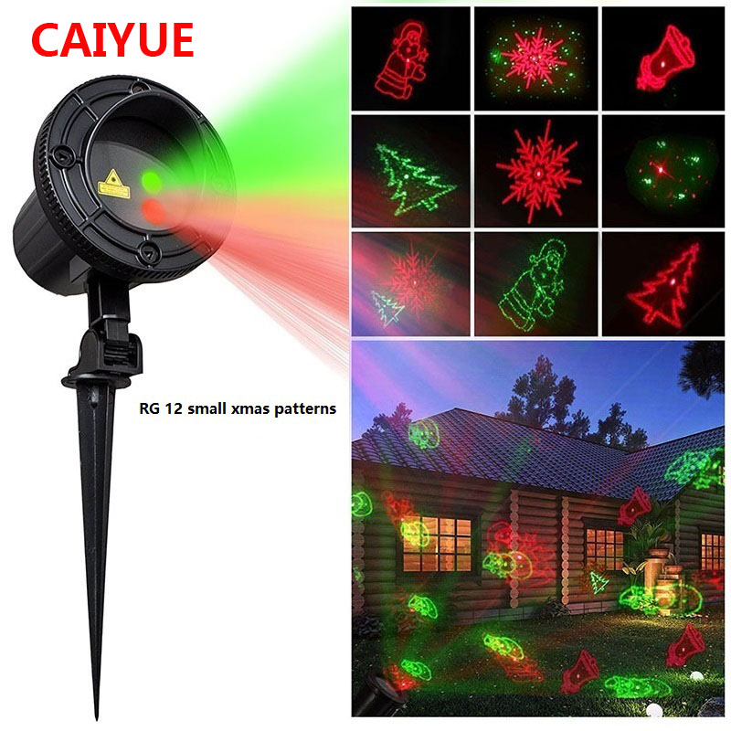 Details Of Cheap Outdoor Christmas Laser Lights Christmas: Christmas Laser Lights Outdoor Projector Motion 8 Or 12