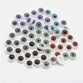 10pcs/lot 10*14mm doll brown dark green blue ovel eyes for BJD/SD 1/3 1/4 1/6 BJD doll eyes es012