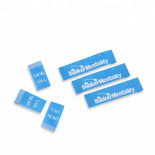 HOT SALE] custom heat transfer TPU tags for sewing print