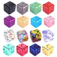Fidget Cube Decompression Rubik S Cube Resistance Finger Fingertips Gyro