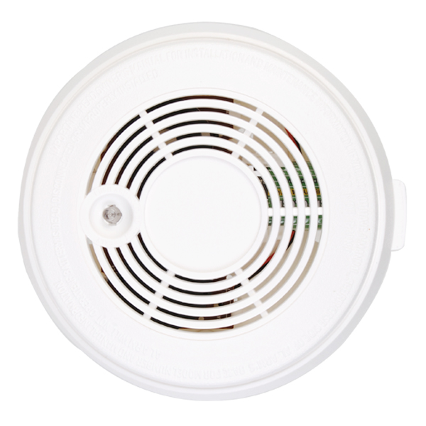 High Sensitivity 85dB Independent Photoelectric Optical Smoke Gas Sensor Detector Induction Alarm Safely Security yobangsecurity high sensitivity photoelectric smoke detector fire alarm sensor for home security independent smoke sensor white