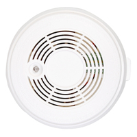 High Sensitivity 85dB Independent Photoelectric Optical Smoke Gas Sensor Detector Induction Alarm Safely Security
