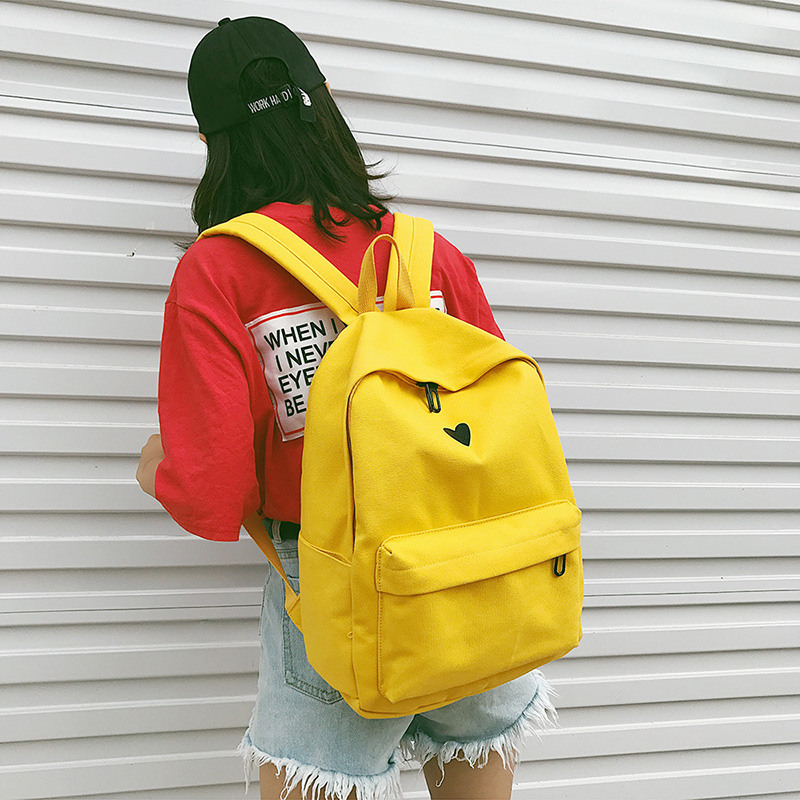 yellow bag 21