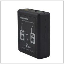 Surecom SR629 SR 629 الوجهين مكرر راديو تحكم مع 2 قطع ربط الكابلات (كابل لل خيارات) ل اسلكية تخاطب