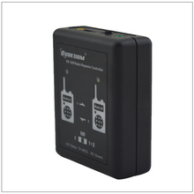 Surecom SR629 SR 629 Duplex Repeater Controller met 2 stks Radio Verbinding Kabels (Kabel voor opties) voor walkie talkie