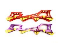 Gratis verzending rolschaatsen frame banaan frame rocker frame 219 231 243