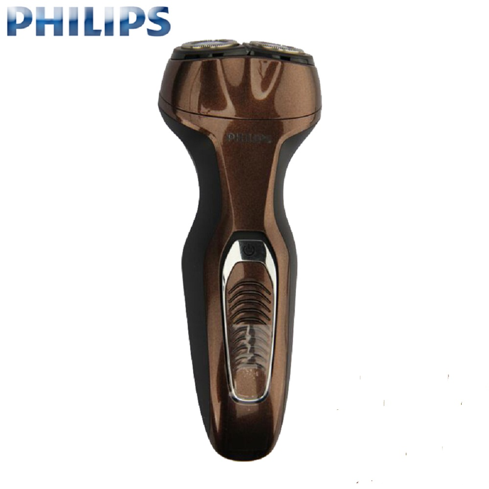 PHILIPS S360/02 Rechargeable Electric Shaver Double Blades Philips Shaver Washable Safe Face Care Barber Shaving Machine For Men philips s551 electric double heads 3d shaver