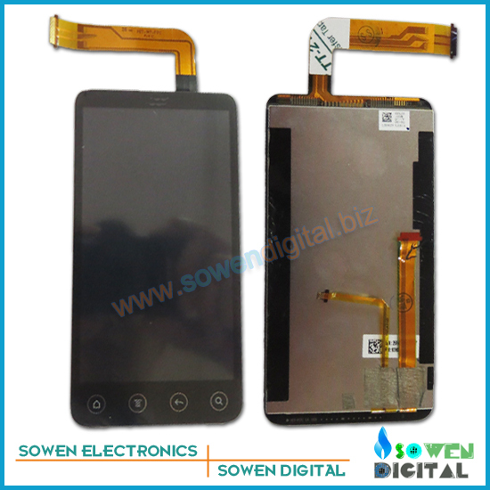 ФОТО for HTC EVO 3D G17 LCD display screen with touch screen digitizer assembly full set