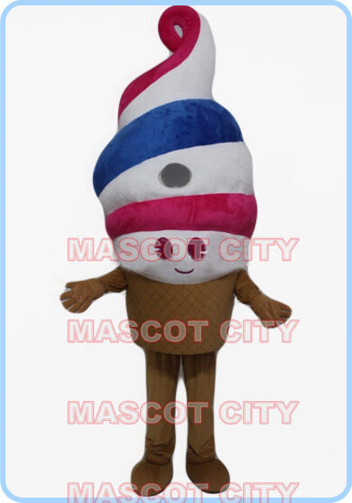 mascot icecream ice cream mascot costume adult size colorful cool summer icecream theme anime cosplay costumes 2561
