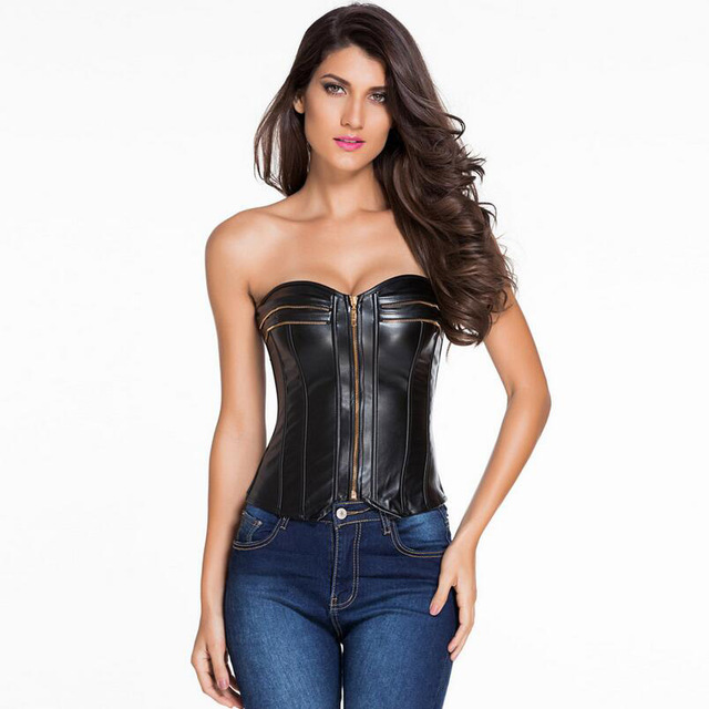 520379e86bd New Black Body Sculpting Corset Waist Trainer Hot Shaper Bustiers  Stereotypes Seamless Body Clothing Sexy Lingerie Corset