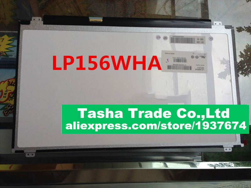 LP156WHA-SPA1 LCD Laptop Screen Display New HD 1366*768 IPS стоимость