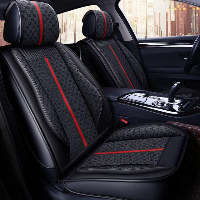 Car Seat Cover ,Car Styling For BMW F10 F11 F15 F16 F20 F25 F30 F34 E60 E70 E90 1 3 4 5 7 Series GT X1 X3 X4 X5 X6 SUV Car pad