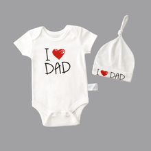 Summer Love Dad Bodysuit