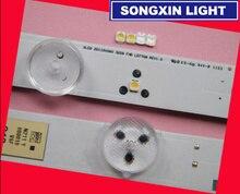 200 pièces entretien LED LCD TV rétro éclairage LED S 3228 SMD lampe perles 3V blanc froid source de lumière pour SAM