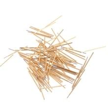 100 шт./пакет весной щуп пружинный контакт Пружинные контакты SMT/SMD P50-B1 Dia 0,5 мм длина 16,35 мм