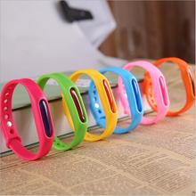 1 Set Mosquito Repellent Bracelets with Anti Capsule Pest Insect Bug Control Repeller Wristband For Baby Kids
